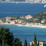 Sainte Maxime strand