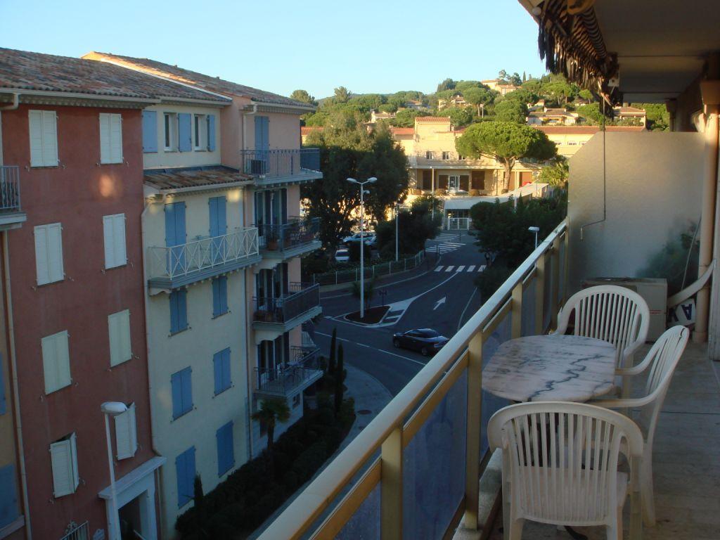 Udsigt balkon