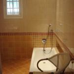 Badeværelse øverste lejlighed