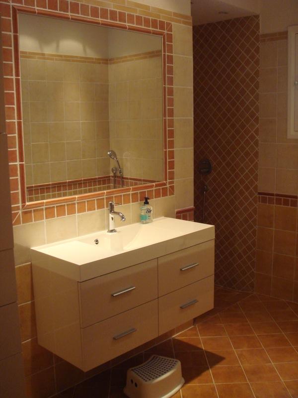 Badeværelse øverste lejlighed 2