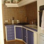 Køkken øverste lejlighed