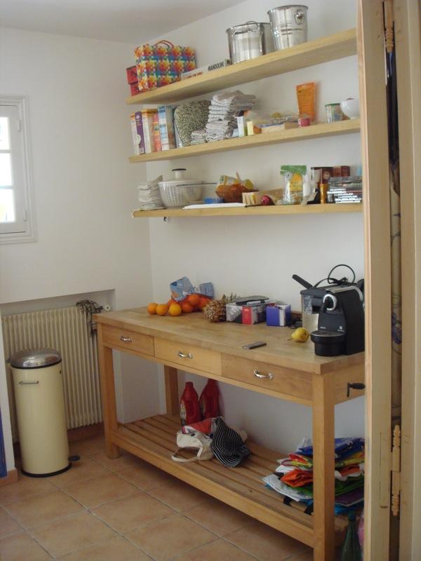 Køkken øverste lejlighed 2